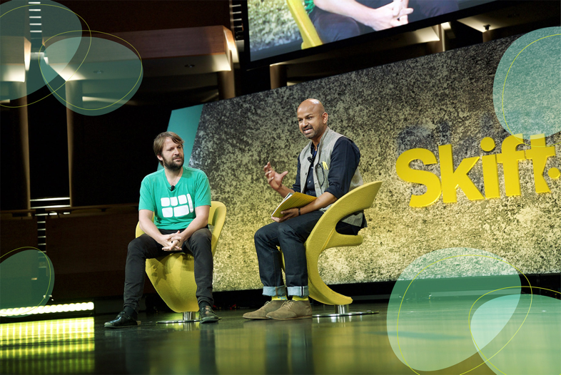 ARO relocated in New York City to attend the Skift Global Forum and learn more about the latest 